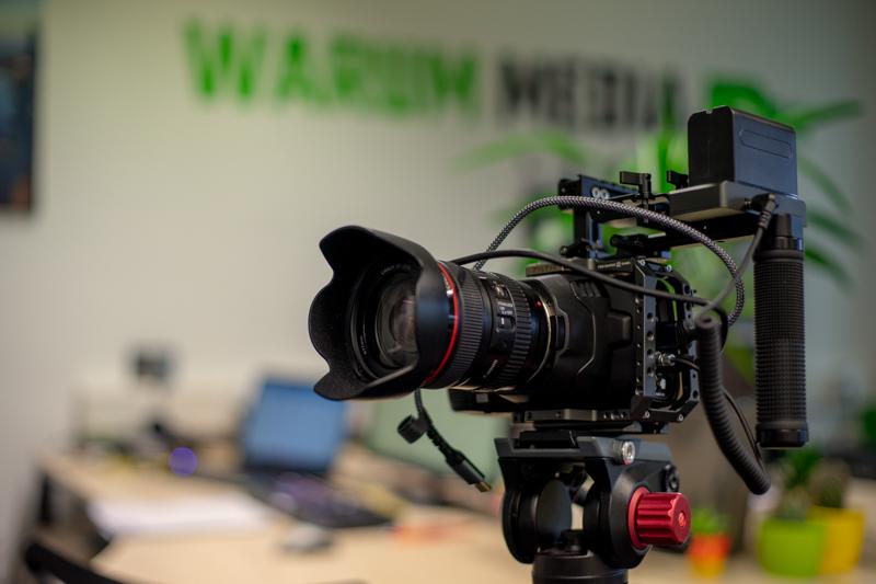 Warum Media Filmproduktion und Videoproduktion Kiel